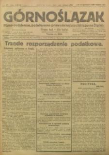 Górnoślązak, 1924, R. 23, Nr. 27