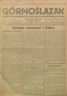 Górnoślązak, 1924, R. 23, Nr. 28
