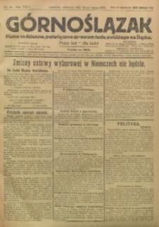 Górnoślązak, 1924, R. 23, Nr. 46