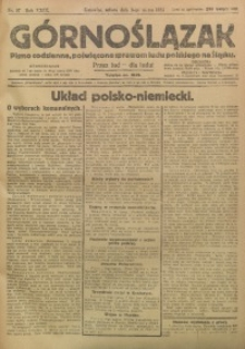 Górnoślązak, 1924, R. 23, Nr. 57