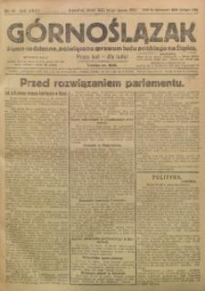 Górnoślązak, 1924, R. 23, Nr. 60