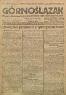 Górnoślązak, 1924, R. 23, Nr. 61