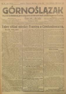 Górnoślązak, 1924, R. 23, Nr. 67