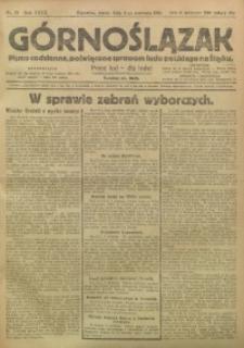 Górnoślązak, 1924, R. 23, Nr. 79