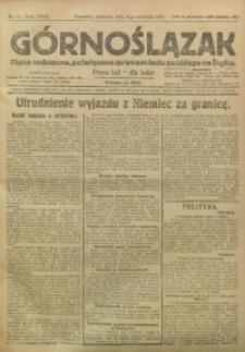 Górnoślązak, 1924, R. 23, Nr. 81