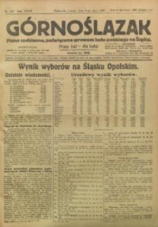 Górnoślązak, 1924, R. 23, Nr. 103