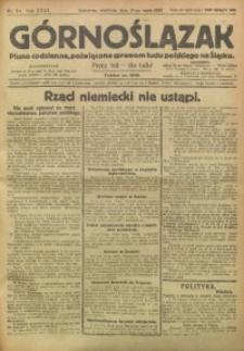 Górnoślązak, 1924, R. 23, Nr. 114
