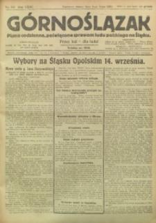 Górnoślązak, 1924, R. 23, Nr. 152