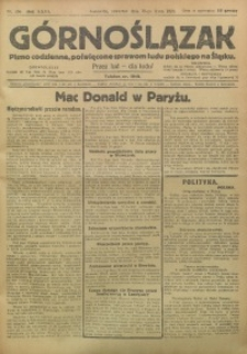 Górnoślązak, 1924, R. 23, Nr. 156