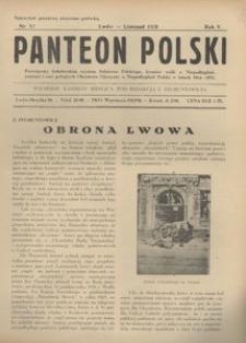 Panteon Polski, 1928, R. 5, nr 50