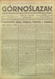 Górnoślązak, 1924, R. 23, Nr. 188
