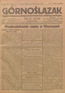 Górnoślązak, 1924, R. 23, Nr. 224
