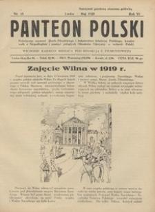 Panteon Polski, 1929, R. 6, nr 56
