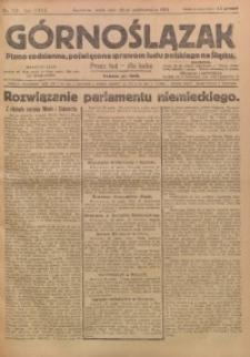 Górnoślązak, 1924, R. 23, Nr. 245