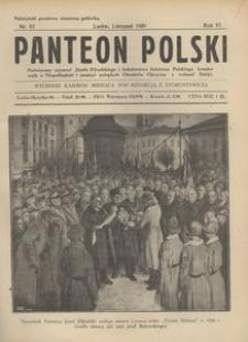 Panteon Polski, 1929, R. 6, nr 62