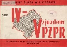 Dolny Śląsk w liczbach (1963-1967)