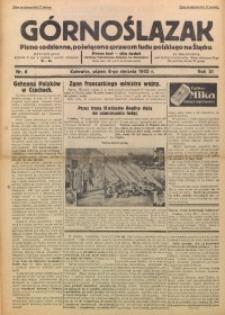 Górnoślązak, 1932, R. 31, Nr. 6