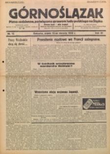 Górnoślązak, 1932, R. 31, Nr. 12