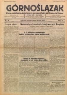 Górnoślązak, 1932, R. 31, Nr. 15