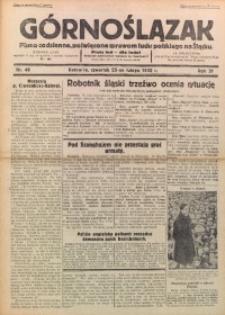 Górnoślązak, 1932, R. 31, Nr. 46