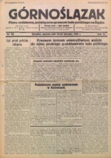 Górnoślązak, 1932, R. 31, Nr. 96