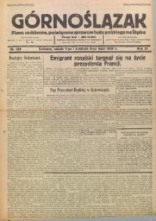 Górnoślązak, 1932, R. 31, Nr. 105