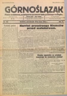 Górnoślązak, 1932, R. 31, Nr. 122