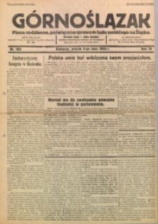 Górnoślązak, 1932, R. 31, Nr. 152