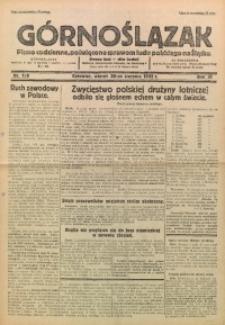 Górnoślązak, 1932, R. 31, Nr. 199