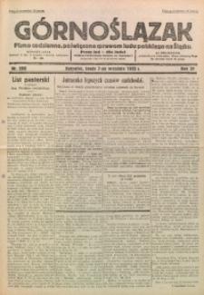 Górnoślązak, 1932, R. 31, Nr. 206