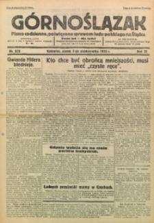 Górnoślązak, 1932, R. 31, Nr. 232