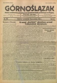 Górnoślązak, 1932, R. 31, Nr. 295