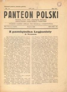 Panteon Polski, 1931, R. 8, nr 76