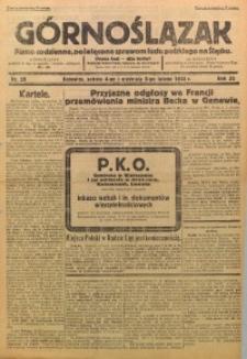 Górnoślązak, 1933, R. 32, Nr. 28