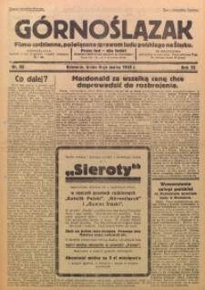 Górnoślązak, 1933, R. 32, Nr. 55