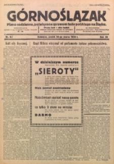 Górnoślązak, 1933, R. 32, Nr. 69