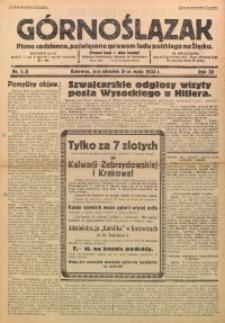 Górnoślązak, 1933, R. 32, Nr. 105