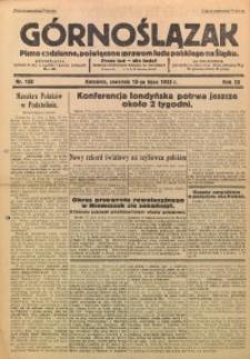 Górnoślązak, 1933, R. 32, Nr. 158