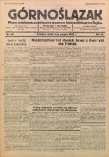 Górnoślązak, 1933, R. 32, Nr. 181