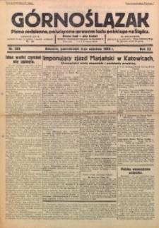 Górnoślązak, 1933, R. 32, Nr. 202