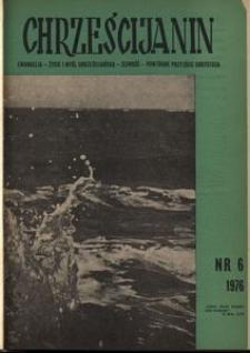 Chrześcijanin, 1976, nr 6