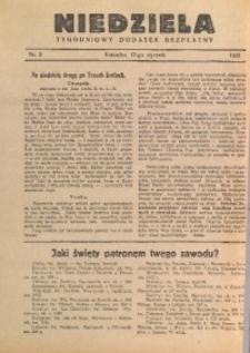 Niedziela, 1932, nr 2