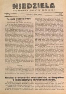 Niedziela, 1932, nr 10