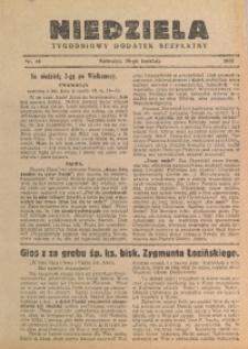 Niedziela, 1932, nr 14
