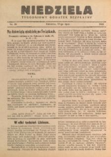 Niedziela, 1932, nr 28