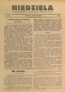 Niedziela, 1932, nr 46
