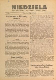 Niedziela, 1933, nr 18