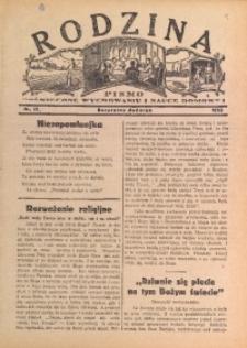 Rodzina, 1933, nr 17