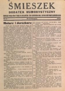 Śmieszek, 1932, nr 3
