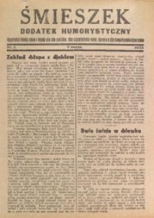 Śmieszek, 1932, nr 5